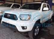Llévate tu Toyota Tacoma TRD 4x4 Doble Cabina 2014