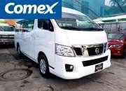 Nissan Urvan 5p Modelo 2014 Km 41.000