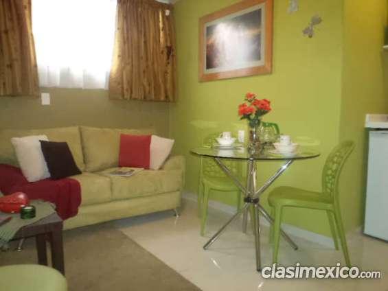 ¡suites y apartamentos amueblados en renta desde una noche!