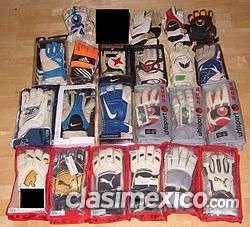 Se solicita personal para etiquetar guantes deportivos
