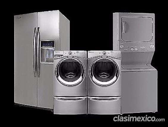 Oración de lavadoras y refrigeradores samsung