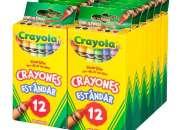 Empaca paquetes de crayones desde casa. pago semanal por producción
