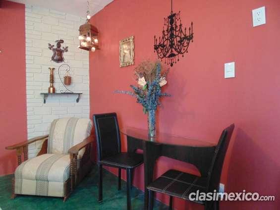 Hospedaje en suites y lofts de lujo amueblados con todos los servicios incluidos.
