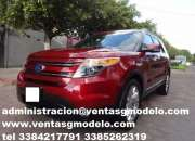 ford exproler 4x4 año 2014 $ 90.000