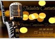 Tecladista Cantante Versatil para Fiestas,Cumpleaños,Eventos