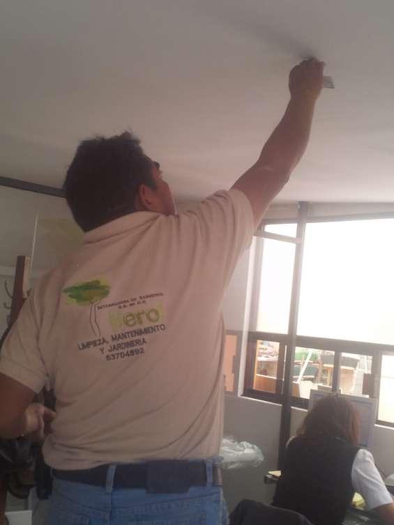 Fotos de Servicio de mantenimiento y pintura 3