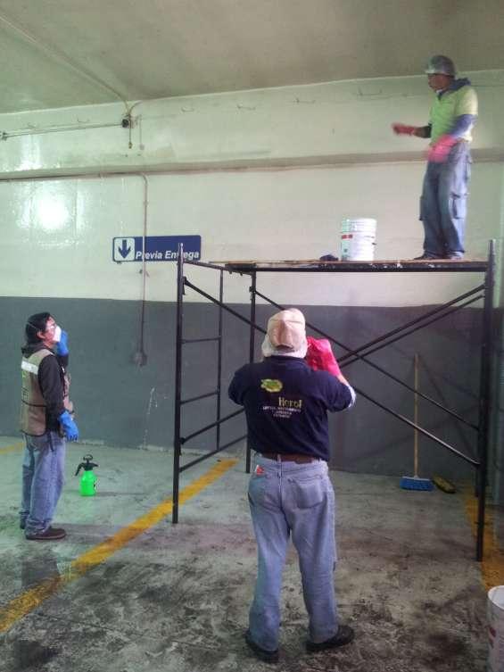 Fotos de Servicio de mantenimiento y pintura 4