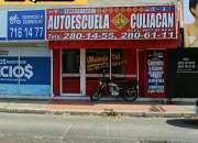 Inscribete HOY mismo y ¡Maneja YA en AutoEscuela Culiacan!