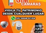 Cámaras de Videovigiancia