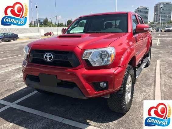Toyota tacoma trd sport 4x4 2013