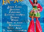 Shows, espectáculos, performance, animación para navidad – fin de año