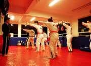 Clases de kickboxing para adultos