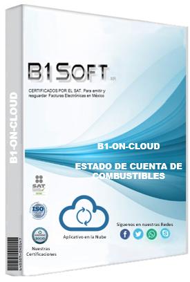 Cfdi estado de cuenta de combustibles on cloud 10 folios