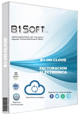 Cfdi facturacion electronica on cloud 50 folios