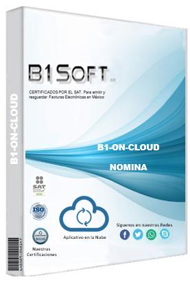 Cfdi nomina on cloud 200 folios
