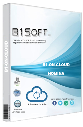 Cfdi nomina on cloud prueba 5 folios