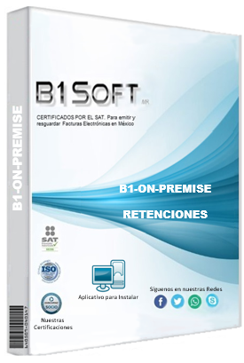 Cfdi retenciones on premise 10 folios