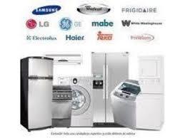 Reparacion de centros de lavado frigidaire