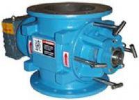 Válvula rotativa para descarga de tolvas de colector de polvo