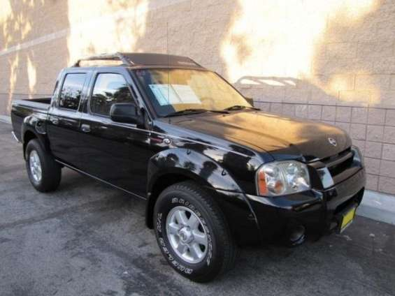 Nissan frontier 01 automatica 4x4