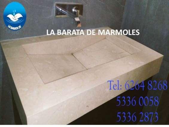 !!! lavabos en marmol de lujo !!!
