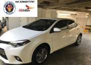 Toyota corolla año 2014  z