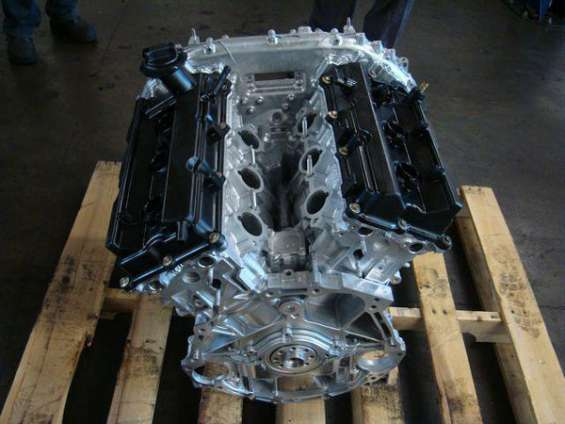 Motor nissan maxima 3.5
