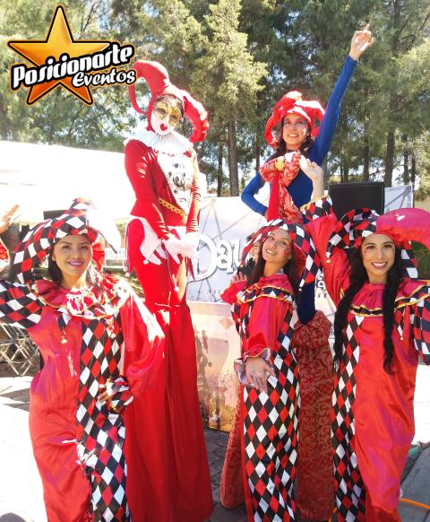 Zanqueros show carnaval fiestas y eventos en oaxaca