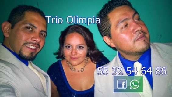 Trios para serenatas y eventos 5532546486