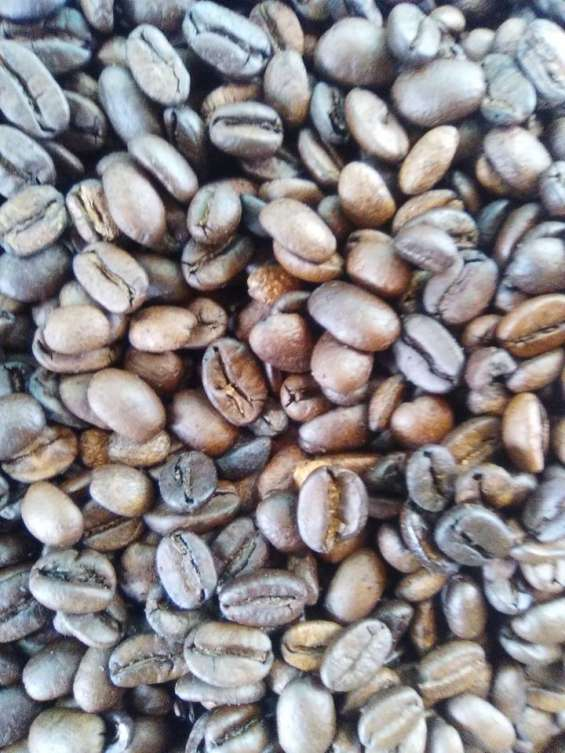 Cafe en grano tostado claro