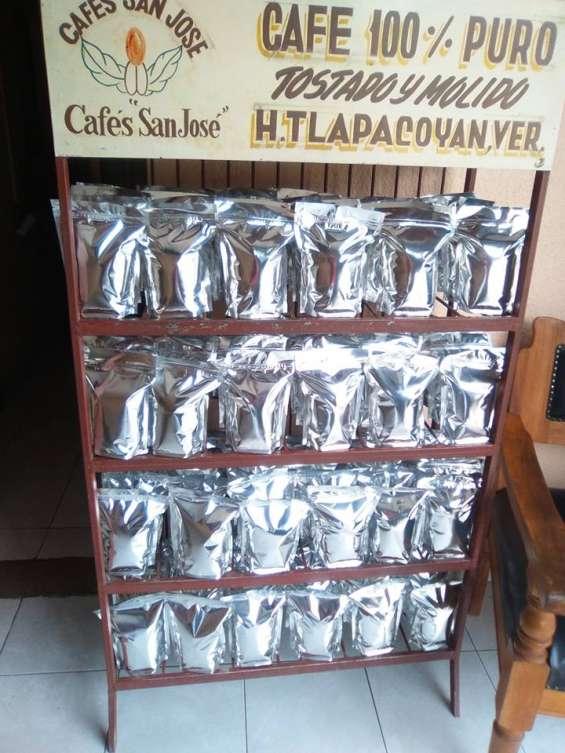 Cafe empaquetado bolsa laminada