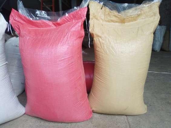40 kg de cafe en grano en cada costal