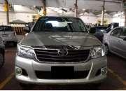 Toyota hilux 2014 empresa  vende 140,000