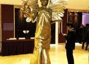 Estatuas vivientes en cdmx: eventos sociales, empresariales, fiestas