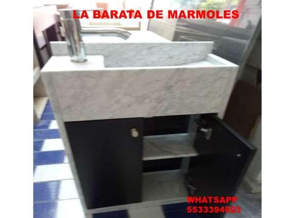 Fotos de !!! muebles para baño con lavabo en marmol !!! 2