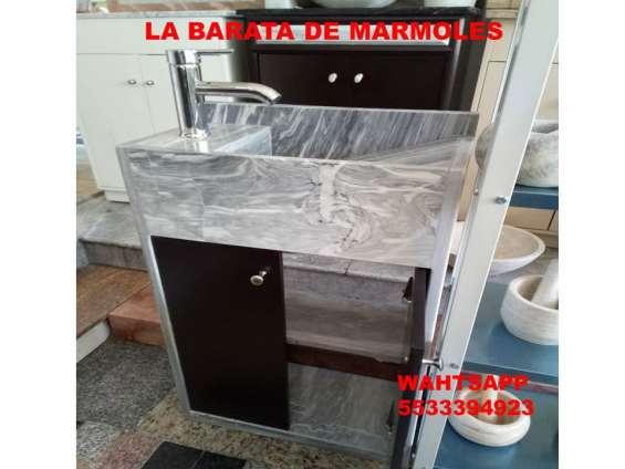 Fotos de !!! muebles para baño con lavabo en marmol !!! 4