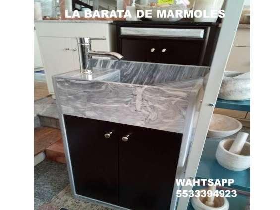 Fotos de !!! muebles para baño con lavabo en marmol !!! 3