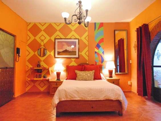 No te quedes sin hospedaje en ciudad de méxico, casa tistik te recibe