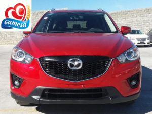 Gamesa vende mazda cx-5 2014