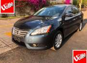 Nissan sentra advance 2014