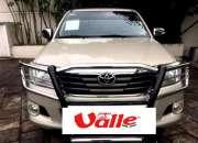 Toyota hilux 2014 en venta