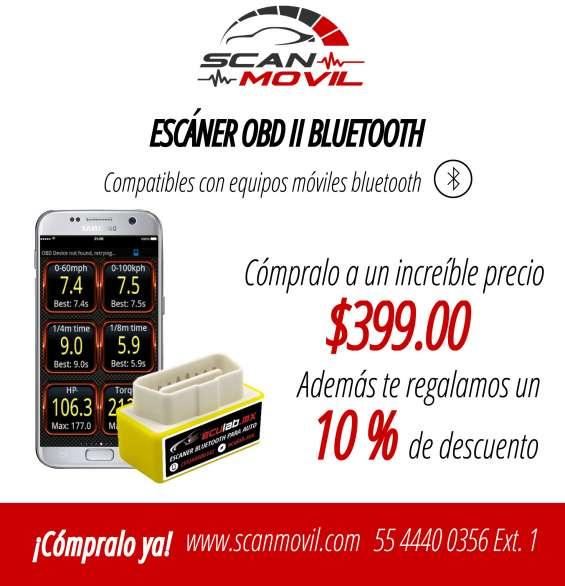 Obd2 bluetooth scanner