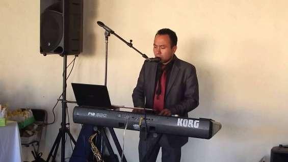 Tecladista cantante y dueto celestial guadalajara jalisco inf 3313836424 – 3318634297. due