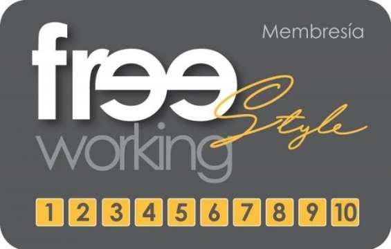 Tu nueva opcion free style membresia