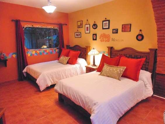 Suites completas en hotel boutique