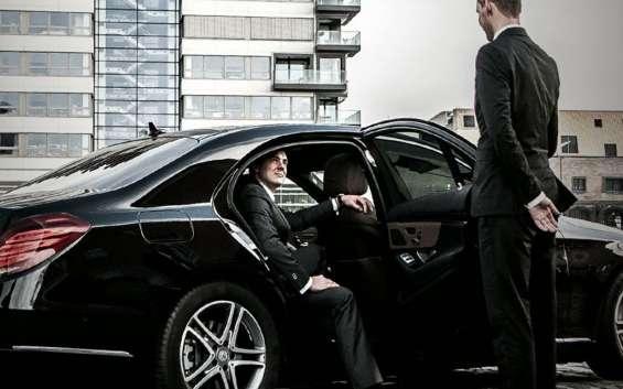 Grupo rtd ofrece servicios de chófer ejecutivo