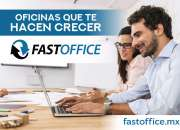 Renta tu oficina ideal en fastoffice