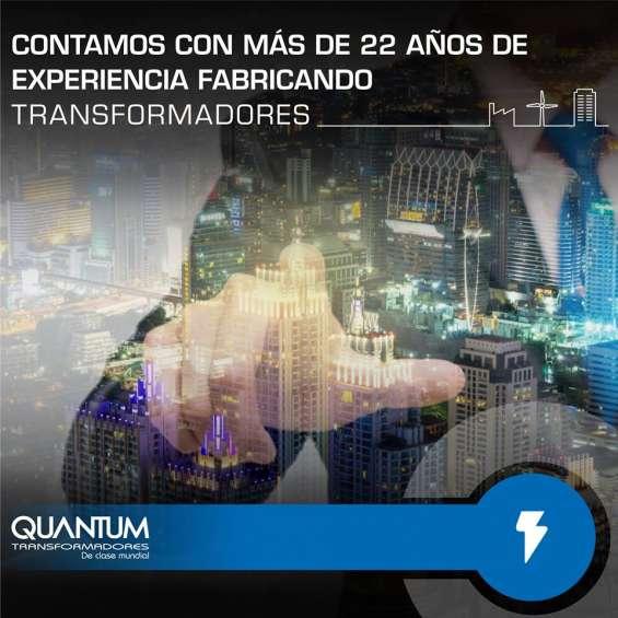 Transformadores quantum electric