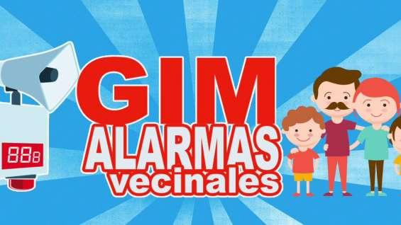 Gim alarmas vecinales alarmas vecinales en tu municipio
