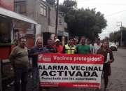 GIM ALARMAS VECINALES  TU SERVICIO !!